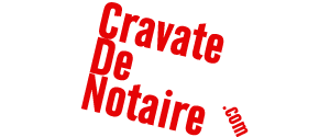 Cravate de Notaire